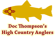 Doc Thompson's high country anglers